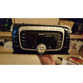 Som Automotivo Original De Fabrica Ford Focus Guia Mod 2009