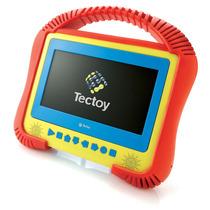 Dvd Player Portáti Tela Lcd 7pol Usbmp3 Tectoy Suporte K3001