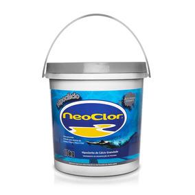 (promoção) Cloro Neoclor Hipocálcio 10kg