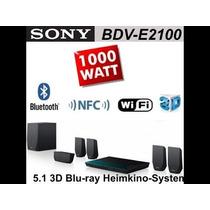 Bluray Sony Home Theatre Bdv-e2100