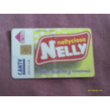 Tarjeta Difícil Mantequilla Nelly 1998