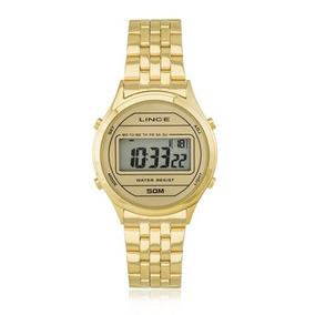 84129fd808a Relógio Lince Quadrado Retrô Digital - Relógios De Pulso no Mercado ...