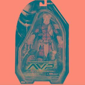Boneco Neca Coleção Alien Vs Predador Acessórios Original