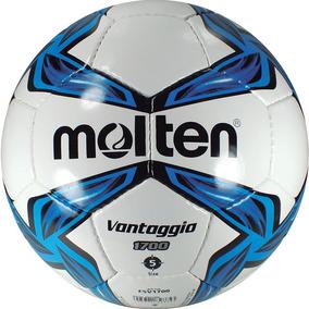 65591e3e776b3 Kit 15 Balones Futbol Molten Vantaggio 1700 Azul Oficial  5