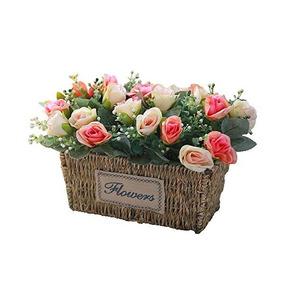 Arreglos De Flores Artificiales Boda De Rose Florales Flores