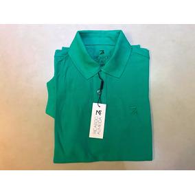 Kit Com 5 Camiseta Gola Polo Da Ricardo Almeida Masculino