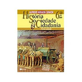 História - Sociedade & Cidadania - 6º Ano - 5ª Série - D