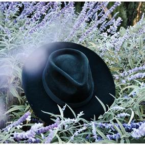 Sombrero De Cuero Gamuzado Marca Cloetas!!!