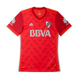 Camiseta adidas River Plate Alternativa 17/18 Hombre