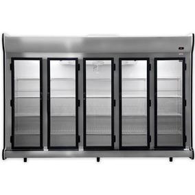 Expositor Refrigerado De Bebidas Fricon Porta De Vidro 2375l