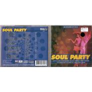 Cd Vários - Soul Party 20 Sounds Of Soul