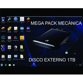 Pack Software Automotriz Dicatec+wow+vivid+simplo+ Disco 1tb