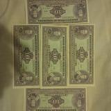 Vendo Billetes Antiguos 1986 De Bs 10.