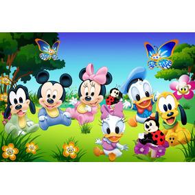 Painel Baby Disney (3) 2x1,50 - Envio 48h Display
