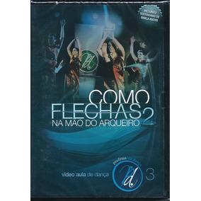 Dvd Profetas Da Dança - Vol 3 Vídeo Aula De Dança | Gisela