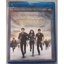 Amanecer Parte 2 Dos Pelicula Semi Nueva En Blu-ray + Dvd