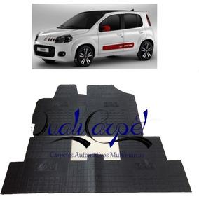 Fiat Novo Uno Tapete Borracha Vivace- Way 2011/2016