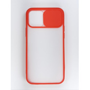 Funda Anti Impacto Protectora Lente De Camara Apple iPhone
