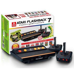 Atari Flashback 7 Classic Game Console Original + 101 Jogos