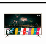 Televisor De 32 Pugadas Lg Smart Gama Alta Color Champaña
