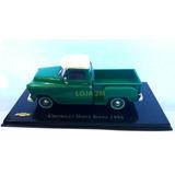 Miniatura Em Metal Pickup Chevrolet Marta Rocha Ano 1956