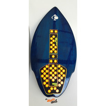 Skimboards Con Waxpad Skim Surf Flatland Antiderrape Cera