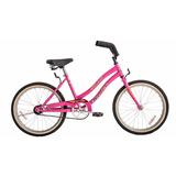 Bicicleta Rodado 20 Playera Halley 19332 Nena Niña