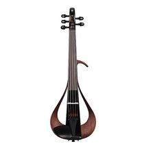 Yamaha Yev105bl Violín Eléctrico, Negro, 5 Cuerdas