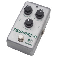 Pedal De Overdrive Distorsión & Booster   Cluster Tsunami-9