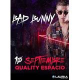 Entradas Campo Vip Para Bad Bunny En Córdoba El 10 De Sept
