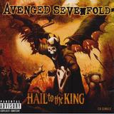 Hail To The King - Avenged Sevenfold - Cd - Nuevo