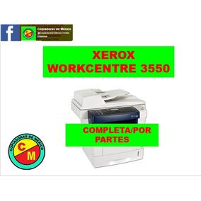 Copiadora Xerox Wc 3550 Para Refacciones Completa/partes