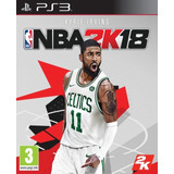 Nba 2k18 Ps3 | Digital Español Ya En Stock Compra Ya! 2p