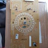 Placa Frontal Aparelho De Som Lg Modelo: Cm9940