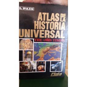 Atlas De Historia Universal Impecable