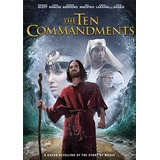 Los Diez Mandamientos (2006) (omar Sharif) Dvd