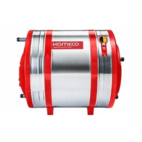 Aquecedor Solar Komeco Kit 4 Placas E Boiler 400l