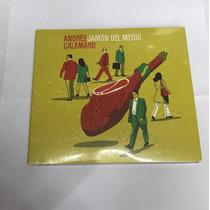 Cd Andres Calamaro Jamon Del Medio Nuevo + Cd Regalo