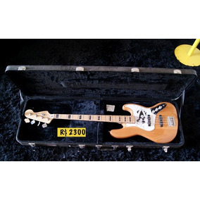Baixo Fender Squier Vintage Modified Jazz Bass