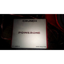 Amplificador Crunch P1-1050.4