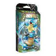 Pokémon - Baralho Batalha V - Blastoise V- Deck - Português