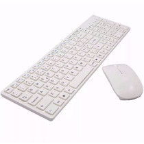 Kit Teclado + Mouse Wireless S/ Fio 320dpi Smart 2.4ghz K99