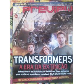 Revista Preview Número 57 Edição Transformers