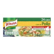 Sazonador Knorr 3 Pzas De 24 Cubos