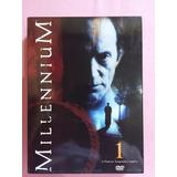 Millennium - Box Digistack Raro Dvd 1ª Temporada (06 Discos)