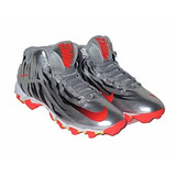 Tachones Nike Alpha Silver Football, Tochito, Beis, 3.5 Mx