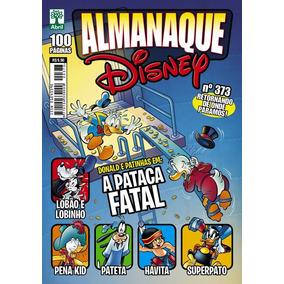 Almanaque Disney 373 - Junho De 2017 - Cx059