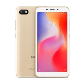 Celular Xiaomi Redmi 6a 16gb Dourado Tela 5.4