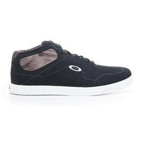 Zapatos Oakley Bob Burnquist Mid Negro