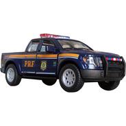 Miniatura Ford F-150 Raptor Prf Polícia Rodoviária